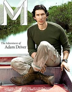Adam Driver Tells M Magazine About Starting a Fight Club, Juilliard - Us Weekly