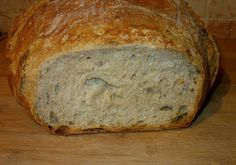 Csiperke blogja: Rozsos kenyér tejsavóval Torte Cake, No Bake Cake, Banana Bread, Easy Meals, Easy Recipes, Bakery, Menu, Cooking, Desserts