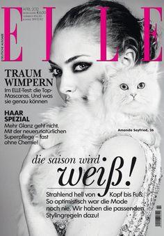 Amanda Seyfried Elle Germany April 2012