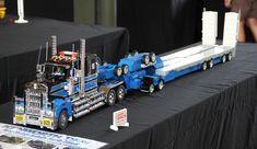 Brickvention 2013 - Kenworth truck