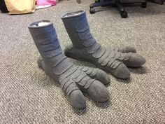 Bird feet , Made by faruku costumes