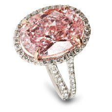 pale pink ring