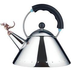 Tea Rex Kettle - Alessi Kettles
