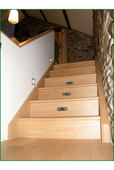 Ty Mawr Staircase