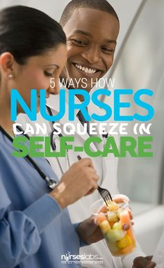 Don't get lost on your busy shift. Nurses often fail to take care of themselves, here are 5 ways on how nurses can improve health and squeeze in self-care. New Nurse, Nurses Day, Future Career, New Career, Nursing Career, Time Management Tips, Nurse Life, Nursing Students, Take Care Of Yourself