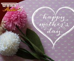 You taught us everything and for this, we will always be grateful. Now it's time for us to tell you how much we love you! Happy Mother's Day! From all of us at #WoolStudio. #MothersDay #iloveMom
