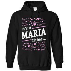 MARIA Thing T-Shirts, Hoodies. CHECK PRICE ==► Funny Tee Shirts