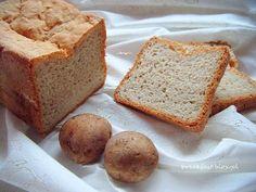 Chleb ziemniaczany z automatu Banana Bread, Desserts, Food, Tailgate Desserts, Deserts, Essen, Postres, Meals, Dessert