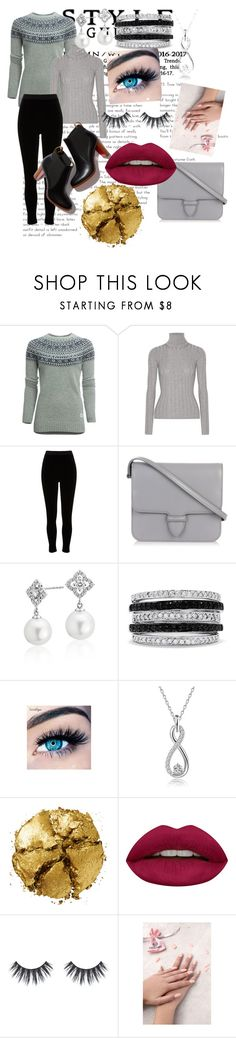 """""""Sweaters"""" by charlene980224 ❤ liked on Polyvore featuring Penfield, Acne Studios, River Island, Alaïa, Blue Nile, Effy Jewelry, MINX, Pat McGrath, Huda Beauty and Static Nails"""