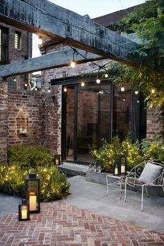 Pergola Lighting, Outdoor Lighting, Landscape Lighting, Garden Lighting Ideas, Yard Lighting, Accent Lighting, Tree Lighting, Lighting Design, Ideas Para Decorar Jardines