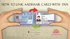 How to Link Aadhaar Card to PAN after 1st July 2017 – Aadhaar-PAN linking