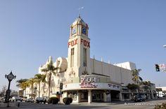 Fox Theater in Bakersfield, California.