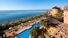 Gran Hotel Elba Estepona & Thalasso Spa #Espagne - Costa del Sol  https://www.spadreams.fr/pas-cher/espagne/costa-del-sol/estepona/gran-hotel-elba-estepona-thalasso-spa/
