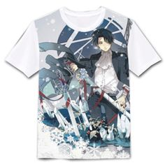 Onecos Anime Attack on Titan Logo White T-shirt Size M Cosplay ** You can find out more details at the link of the image.