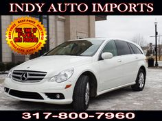 #SpecialOffer #FreeGas | $13,800 |2008 #MercedesBenzR-Class R350 4MATIC - for Sale in Carmel IN 46032 #IndyAutoImports