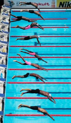 Swimming   15th FINA World Championships: Day Fourteen