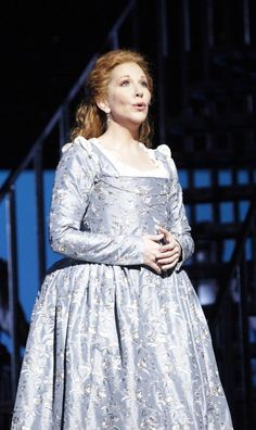 "Joyce DiDonato as Mary Stuart in ""Maria Stuarda"" by Gaetano Donizetti."