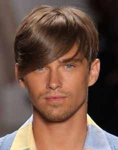 Gallery of Shaggy Hairstyles for Men: Men's Shaggy Hairstyles - Shaggy Hairstyle #8