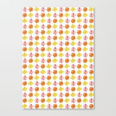Flower Pattern #1 | For a new, high quality natural cosmetic line, I created different watercolor paintings. All paintings couldn't be used, so I'd like to share it with you – here you can see a flower pattern. #Painting #Watercolor #Decoration #Unique #Design #Watercolor #Colorful #Paint #Flowery #Girly #Botanic #Pattern #Flower #Flowers #Nature #Floral #Garden #Botanical #Elegant #Plant #Kathrinmay #artprint #society6