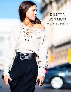 os Achados | Musa de estilo: Diletta Bonaiuti