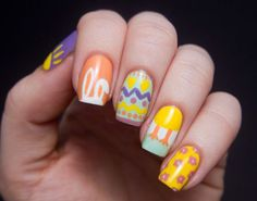 Hop On Easter Nail Art With These 14 Springy Manis