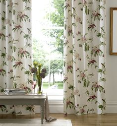 'Peony' Fabric for roman blinds?