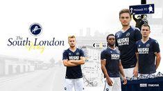 Millwall launch 2020/21 home kit - News - Millwall FC