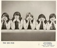 The She Five