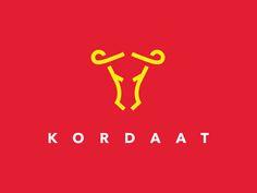 Bull Logo Design by Daan Schaart