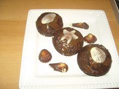 Egzotikus csokis muffin - Csokis muffin Breakfast, Food, Yogurt, Meal, Eten, Meals, Morning Breakfast