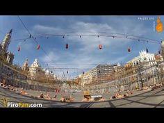 Mascletà UNESCO - Vicente Caballer - Fallas 2016 - YouTube