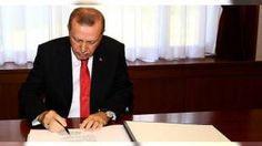 """Cumhurbaşkanı Erdoğan İsrail anlaşmasını onayladı: Cumhurbaşkanı Recep Tayyip Erdoğan """"Türkiye Cumhuriyeti ile İsrail Devleti Arasında Tazminata İlişkin Usul Anlaşmasının Onaylanmasının Uygun Bulunduğuna Dair Kanun""""u yayımlanmak üzere Başbakanlığa gönderdi..."""