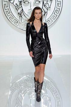 #MFW Inverno 2014 - Versace