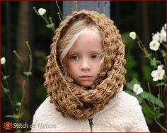 The Oakland Infinity Scarf Crochet Pattern