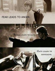 Anikan Skywalker tumblr #starwars #darthvader