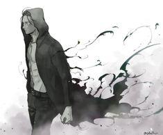 Eren Jaeger By pdechun Ereri, Eren E Levi, Eren And Mikasa, Armin Snk, Anime Guys, Manga Anime, Attack On Titan Eren, Anime Poses, Fanart