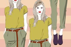 What are the best work clothes for different body types? Professional women weigh in on their favorite brands to wear to work in 2016.