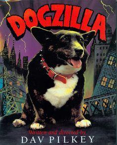 An activity for Dogzilla by Dav Pilkey