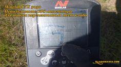 Minelab CTX 3030 Использование GPS навигатора для поиска перспективных м...