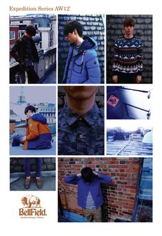 Bellfield Clothing | Lookbook