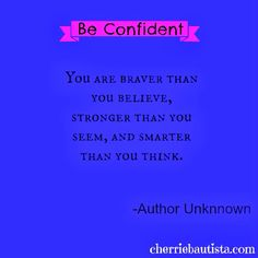 """Empower kids to be confident. Check out """"The Powerful Habits of Raising Confident Kids"""". http://www.amazon.com/Powerful-Raising-Confident-Empowerment-ebook/dp/B006XMUSBU"""