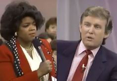 Watch How Trump Told Oprah In 1988 That He Would Run For President And Not Lose