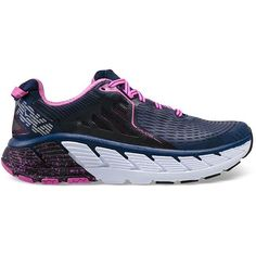 A Premium Stability Shoe, The Gaviota Features Superior Cushioning Along With New Hoka One One J-Frame Technology. The Hoka J-Frame Delivers Support And Protect