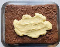 Prăjitură Physha, foi cu miere și cacao, cremă de vanilie și glazură de ciocolată – Chef Nicolaie Tomescu Pudding, Cooking, Desserts, Food, Kitchen, Tailgate Desserts, Deserts, Custard Pudding, Essen