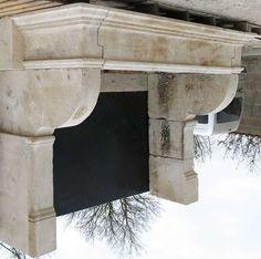 french limestone mantel - Google Search Fireplaces, French, Google Search, Fireplace Set, Fire Places, French People, French Language, France, Fireplace Mantel