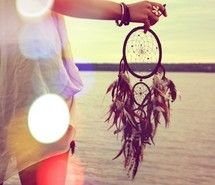 chasing dreams and catching them too ...a dreamcatcher, girl, on , photography (Full Size)
