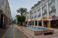 Kemer, Münir Özkul Liman Caddesi (Pedestrian Street)