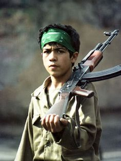 Iran - Child soldier