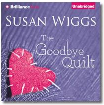 The Goodbye Quilt Audible audio