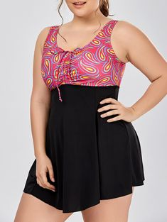Print Plus Size Bathing Suits #jewelry, #women, #men, #hats, #watches